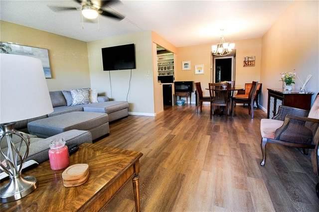 1023 Cambridge B #1023, Deerfield Beach, FL 33442 (MLS #F10282016) :: The Howland Group