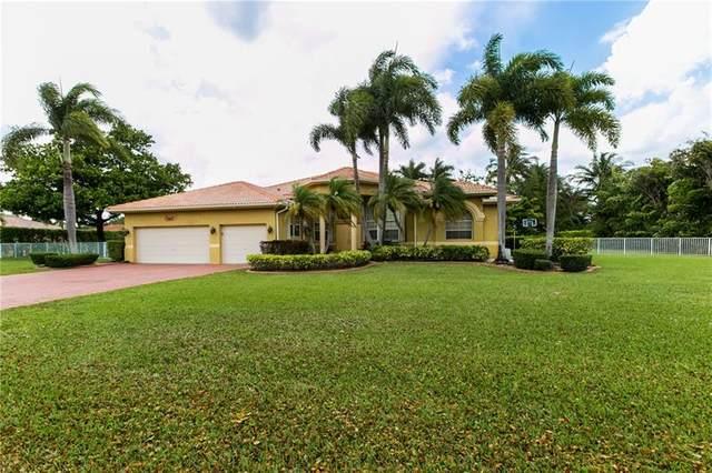 13127 Majestic Way, Cooper City, FL 33330 (#F10282036) :: Michael Kaufman Real Estate