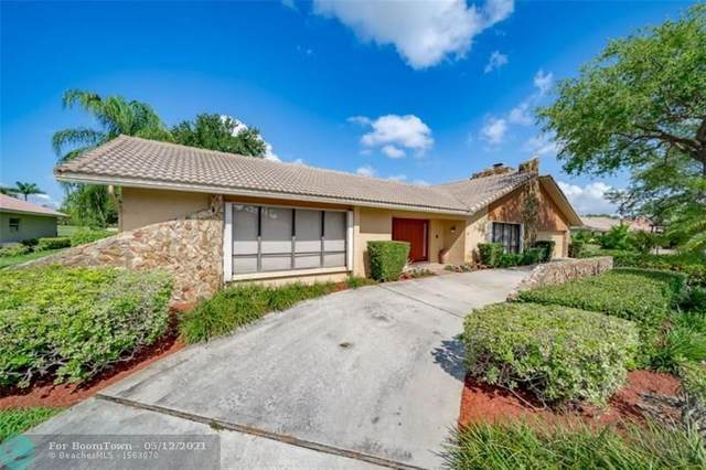 161 NW 131st Ave, Plantation, FL 33325 (MLS #F10282058) :: GK Realty Group LLC
