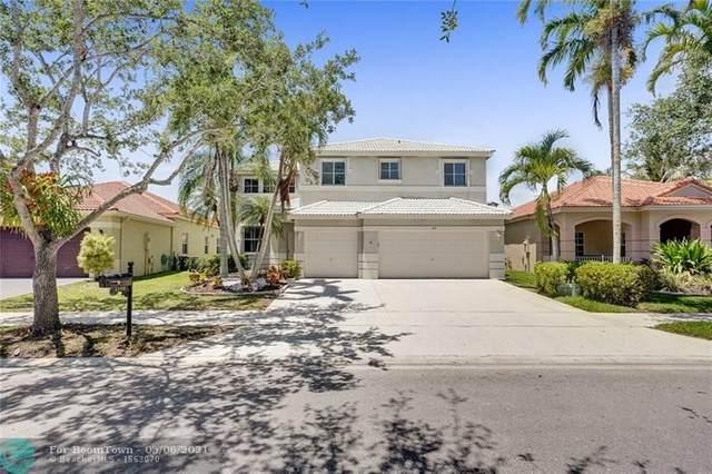 1145 Hidden Valley Way, Weston, FL 33327 (MLS #F10282079) :: Green Realty Properties
