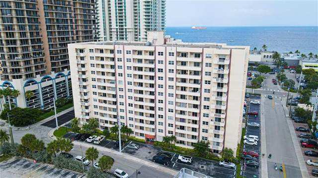 200 S Birch Rd #410, Fort Lauderdale, FL 33316 (MLS #F10282125) :: United Realty Group