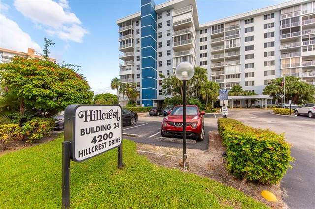 4200 Hillcrest Dr #218, Hollywood, FL 33021 (#F10282150) :: Ryan Jennings Group