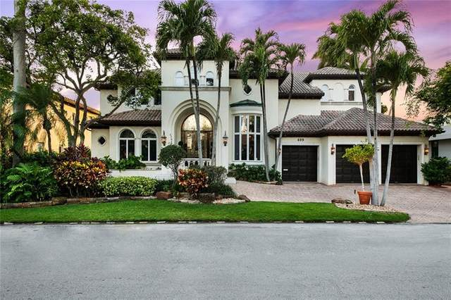 409 Royal Plaza Dr, Fort Lauderdale, FL 33301 (#F10282158) :: Michael Kaufman Real Estate