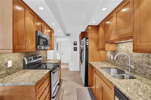 4280 Galt Ocean Dr 12G, Fort Lauderdale, FL 33308 (#F10282161) :: Signature International Real Estate