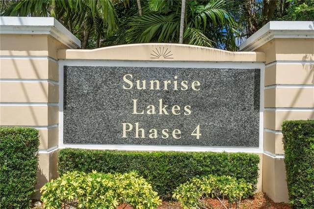 2726 NW 104th Avenue #403, Sunrise, FL 33322 (#F10282173) :: The Rizzuto Woodman Team