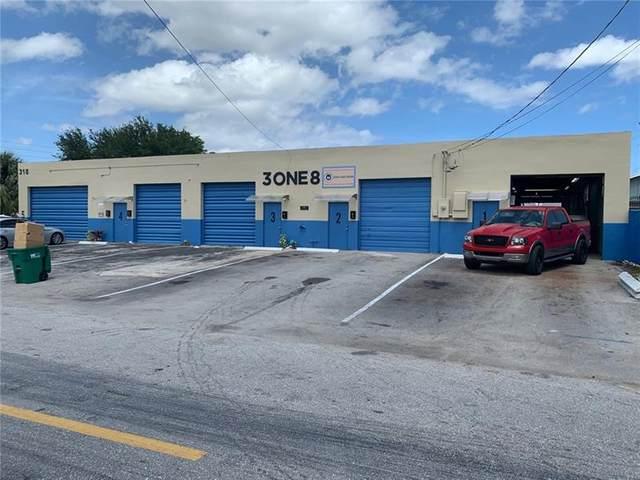 318 Sw 14 Ave, Pompano Beach, FL 33069 (#F10282187) :: Posh Properties