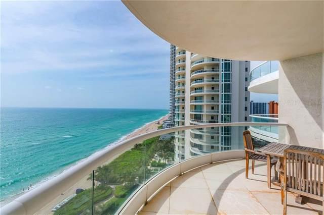 16051 Collins Ave #1202, Sunny Isles Beach, FL 33160 (#F10282204) :: Posh Properties