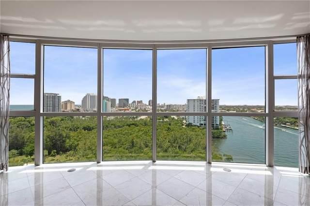 2845 NE 9th St #1402, Fort Lauderdale, FL 33304 (#F10282207) :: Signature International Real Estate