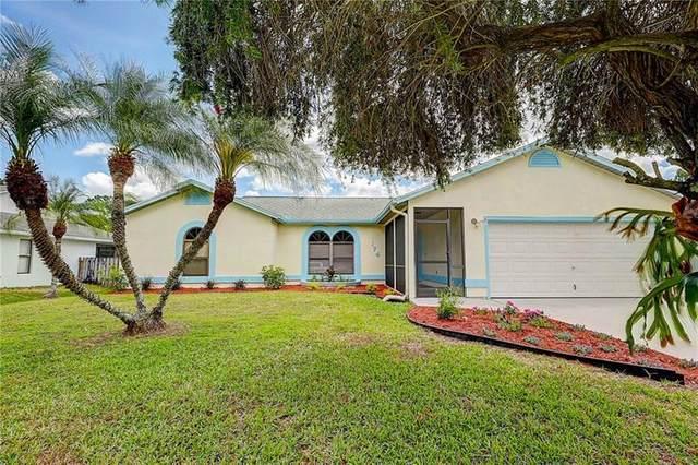 174 SW Parish Ter, Port Saint Lucie, FL 34984 (MLS #F10282215) :: Green Realty Properties