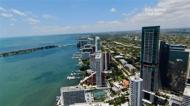 1451 Brickell Avenue #2301, Miami, FL 33131 (#F10282243) :: Baron Real Estate