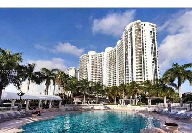 6000 Island Bl Ph7, Aventura, FL 33160 (#F10282252) :: Posh Properties