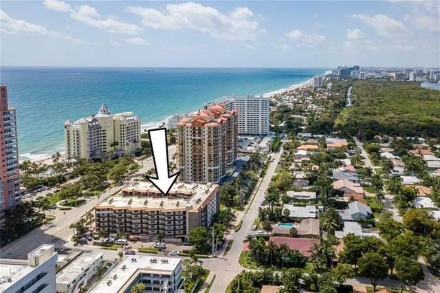 2029 N Ocean Blvd #409, Fort Lauderdale, FL 33305 (#F10282272) :: Ryan Jennings Group