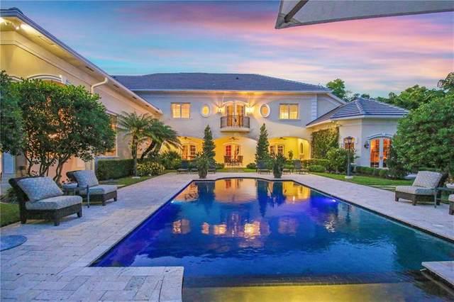 9004 NW 70th Ct, Parkland, FL 33067 (#F10282278) :: Signature International Real Estate