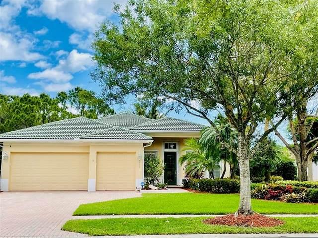 4753 Southwest Hammock Creek Drive, Palm City, FL 34990 (#F10282297) :: Real Treasure Coast