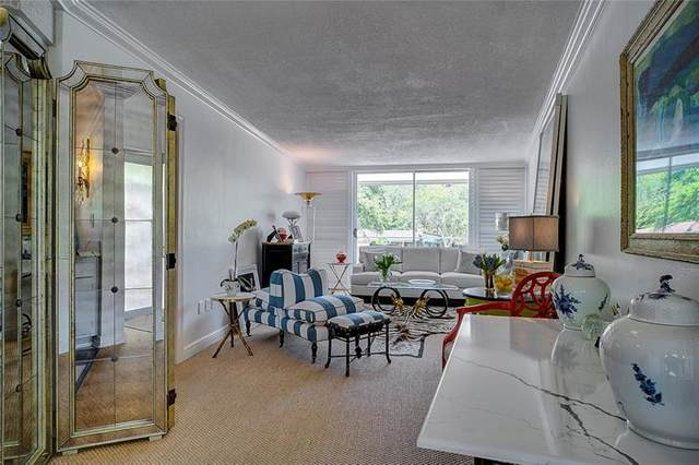 401 SE 25th Ave #204, Fort Lauderdale, FL 33301 (#F10282383) :: Posh Properties