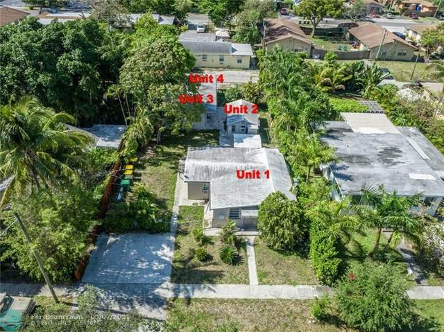 37 SW 12th St, Dania Beach, FL 33004 (#F10282403) :: Real Treasure Coast