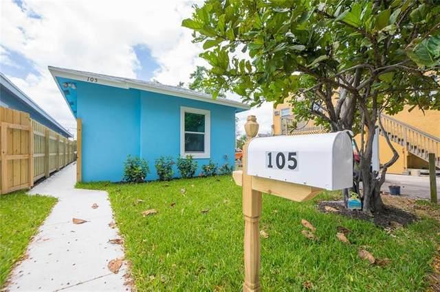 105 S D St, Lake Worth, FL 33460 (#F10282412) :: Signature International Real Estate