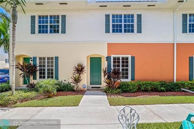 709 SW 1st Ave N/A, Pompano Beach, FL 33060 (MLS #F10282461) :: GK Realty Group LLC