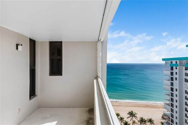1000 S Ocean Blvd Phd, Pompano Beach, FL 33062 (#F10282499) :: Signature International Real Estate
