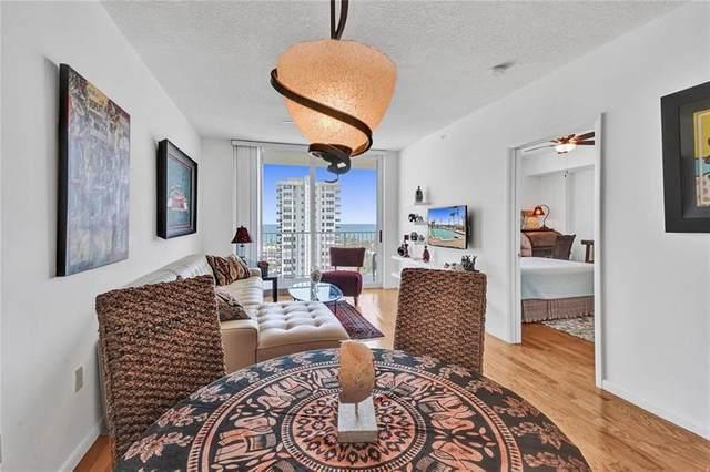 3020 NE 32nd Ave #1409, Fort Lauderdale, FL 33308 (#F10282560) :: Posh Properties