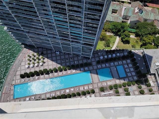 475 Brickell Ave #4411, Miami, FL 33131 (MLS #F10282561) :: Berkshire Hathaway HomeServices EWM Realty