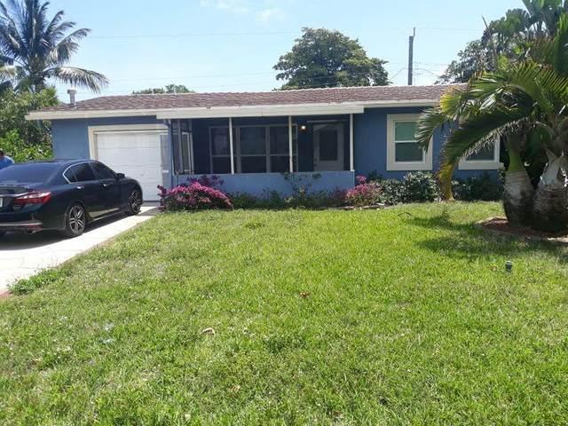2910 NE 10th Ave, Pompano Beach, FL 33064 (#F10282566) :: Michael Kaufman Real Estate