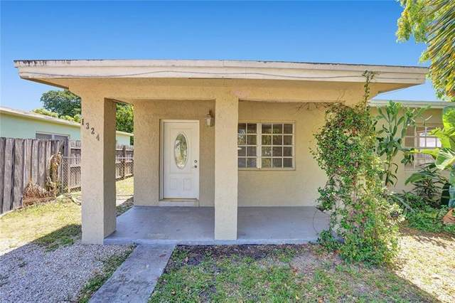 1324 NW 3RD AVE, Fort Lauderdale, FL 33311 (MLS #F10282601) :: Green Realty Properties