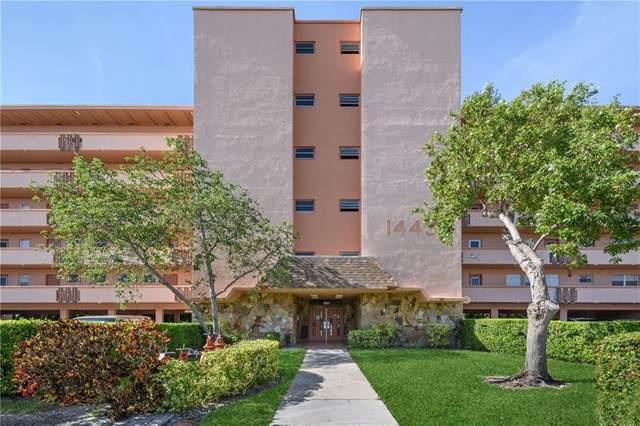 1445 Atlantic Shores Blvd #402, Hallandale Beach, FL 33009 (#F10282648) :: Signature International Real Estate