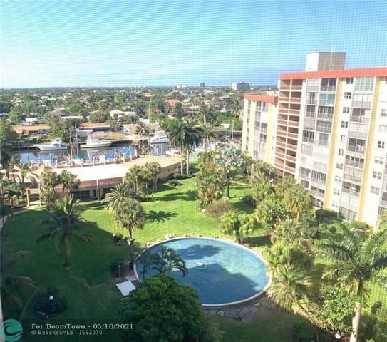 2731 NE 14th Street Cswy 1004A, Pompano Beach, FL 33062 (#F10282712) :: DO Homes Group