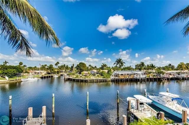 1355 SE 3rd Ave #1355, Pompano Beach, FL 33060 (MLS #F10282733) :: Green Realty Properties