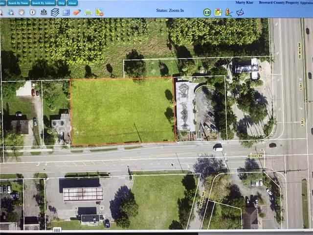 4031 Peters Rd, Plantation, FL 33317 (#F10282757) :: Posh Properties