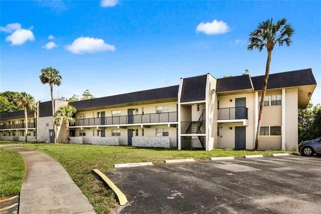 7831 N Colony Cir #206, Tamarac, FL 33321 (MLS #F10282768) :: GK Realty Group LLC