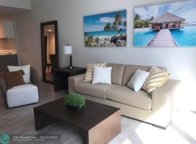 777 N Ocean Dr N522, Hollywood, FL 33019 (#F10282781) :: Baron Real Estate
