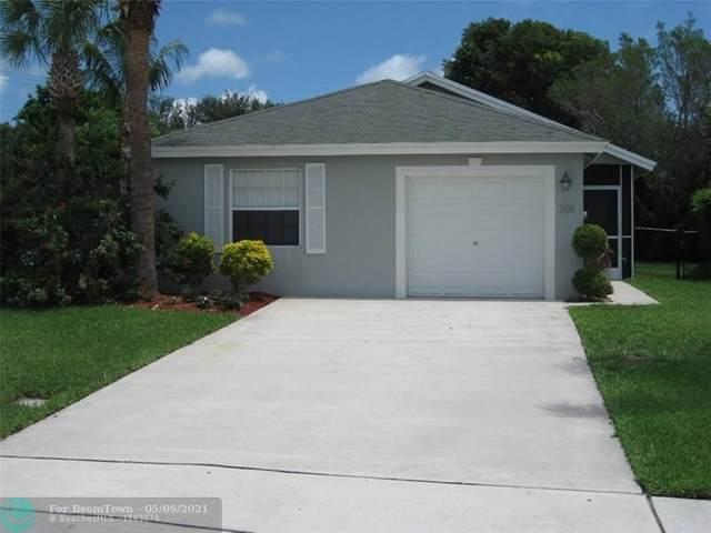 701 Key West Street, Boynton Beach, FL 33426 (MLS #F10282787) :: Patty Accorto Team