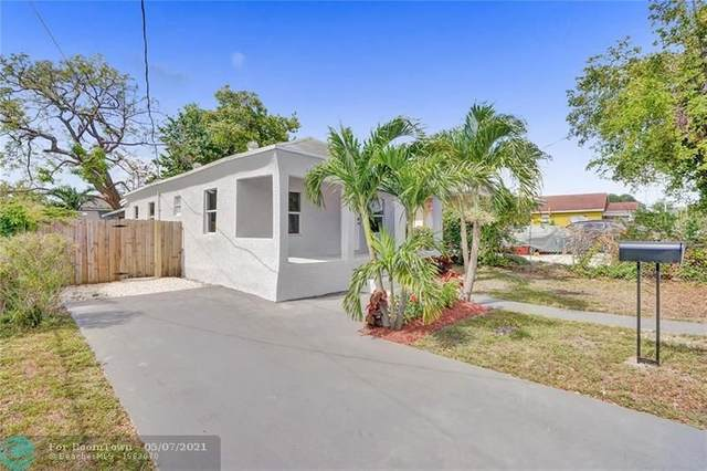 1740 NW 71st St, Miami, FL 33147 (MLS #F10282790) :: United Realty Group
