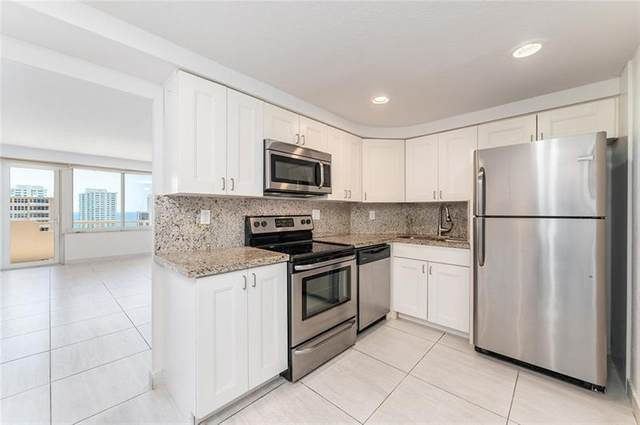 3233 NE 34th St #1614, Fort Lauderdale, FL 33308 (#F10282793) :: Heather Towe | Keller Williams Jupiter