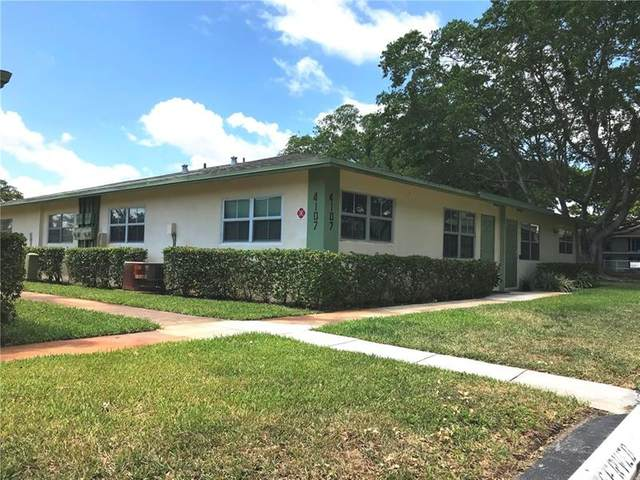 4107 NW 88th Ave #2, Coral Springs, FL 33065 (#F10282827) :: The Rizzuto Woodman Team