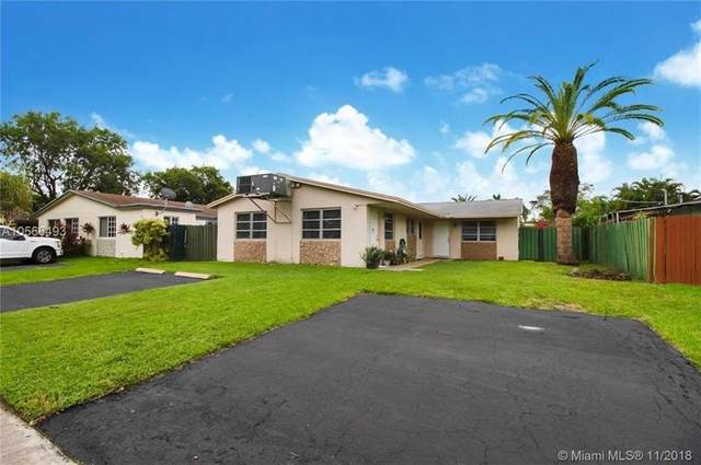 2124 N 14th Ave, Hollywood, FL 33020 (MLS #F10282845) :: Berkshire Hathaway HomeServices EWM Realty