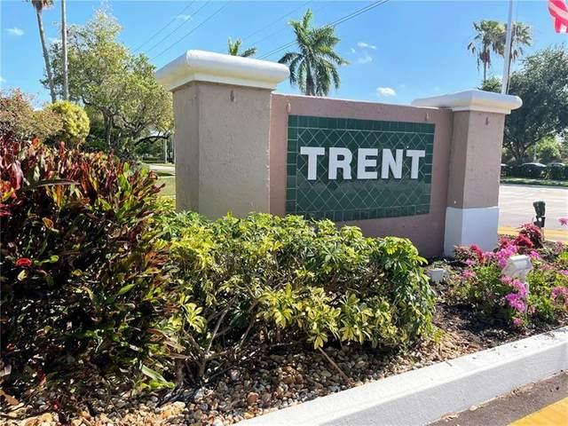 7730 Trent Dr #106, Tamarac, FL 33321 (MLS #F10282875) :: The Howland Group