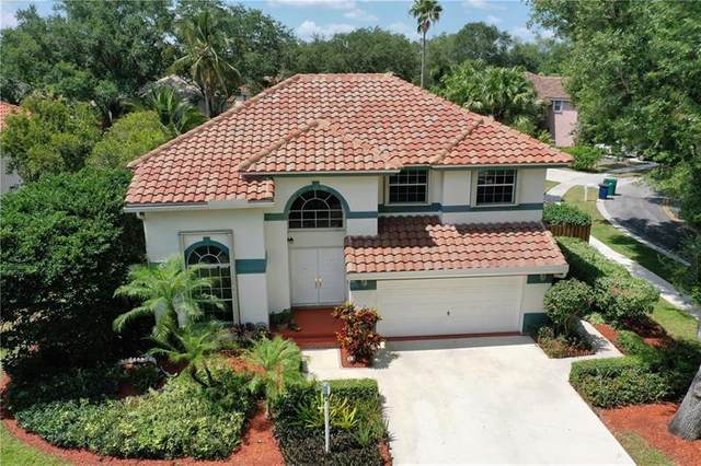 11088 Helena Dr, Cooper City, FL 33026 (MLS #F10282880) :: Green Realty Properties