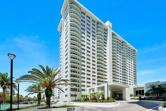 3410 Galt Ocean Dr #1207, Fort Lauderdale, FL 33308 (MLS #F10282902) :: GK Realty Group LLC