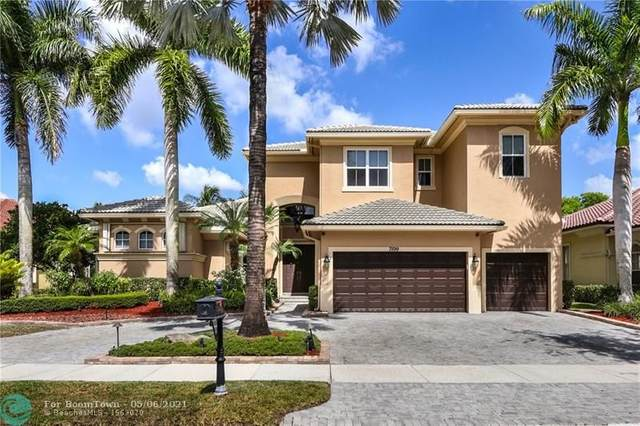 7599 NW 117th Ln, Parkland, FL 33076 (MLS #F10282919) :: Patty Accorto Team