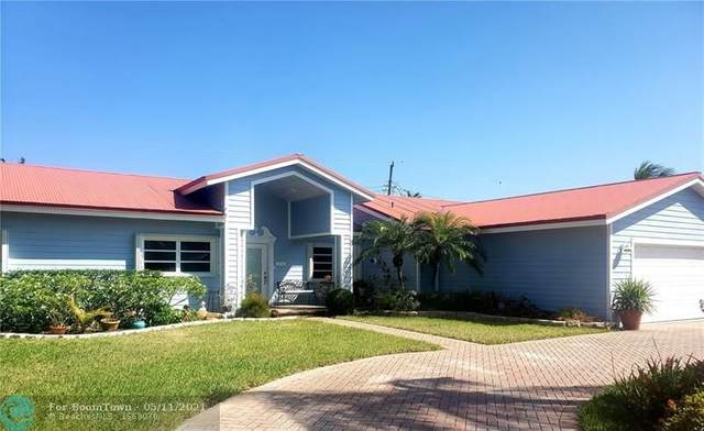 2732 NE 25th St, Lighthouse Point, FL 33064 (MLS #F10282924) :: GK Realty Group LLC