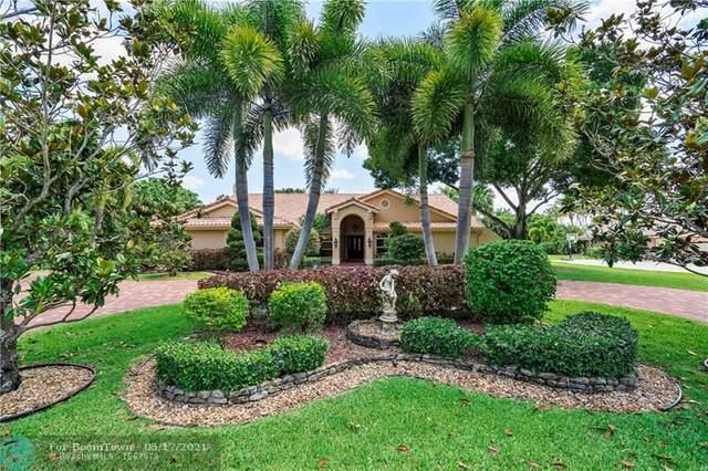 7820 W Upper Ridge Dr, Parkland, FL 33067 (MLS #F10282970) :: Castelli Real Estate Services