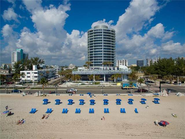 701 N Fort Lauderdale Beach Blvd #302, Fort Lauderdale, FL 33304 (#F10282981) :: Signature International Real Estate