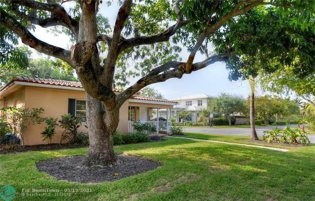 1745 NE 17th Ter, Fort Lauderdale, FL 33305 (MLS #F10282986) :: The Howland Group