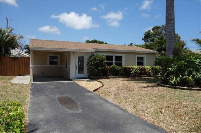 541 NE 58th Ct, Oakland Park, FL 33334 (#F10283009) :: Michael Kaufman Real Estate