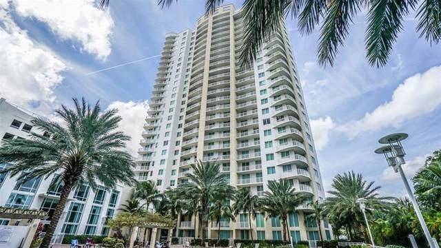 1755 E Hallandale Beach Blvd #2206, Hallandale Beach, FL 33009 (#F10283026) :: Posh Properties