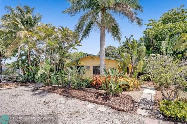 872 NE 40th St, Oakland Park, FL 33334 (#F10283037) :: Posh Properties