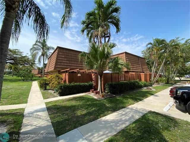 9134 SW 20th Pl, Davie, FL 33324 (MLS #F10283038) :: Green Realty Properties